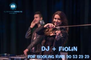 DJ og Fiolin