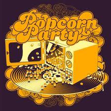 Popcorn party DJ